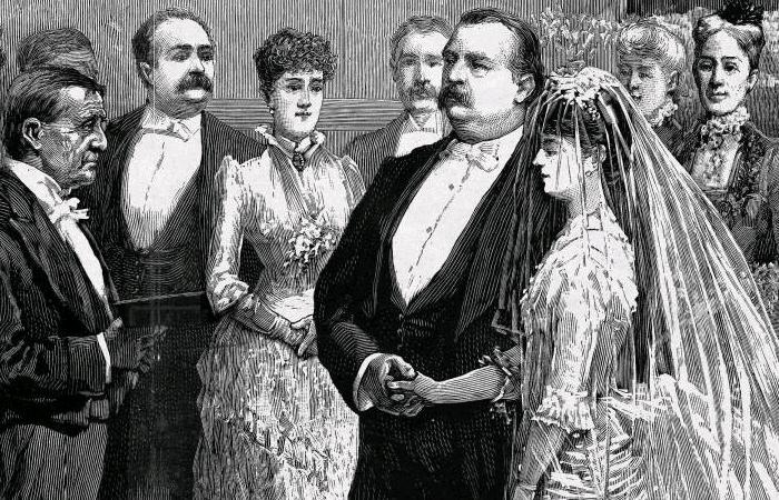 Свадебный танец в истории