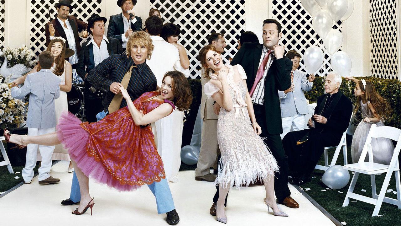 Свадебный танец как в кино
